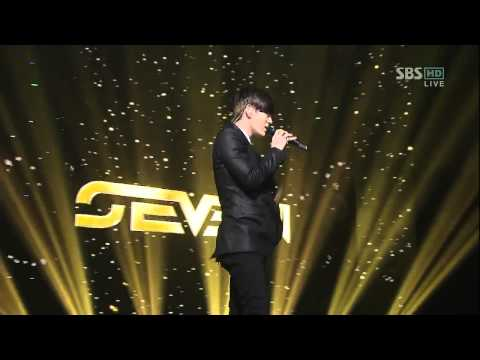 HD 120304 Se7en - When I Can't Sing @ Inkigayo (Mar 4, 2012)
