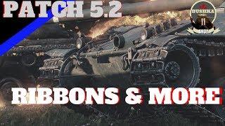 Update 5.2 World of Tanks Blitz Blue Ribbon Upgrade