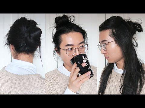 Easy Man Bun Styles – Men Long Hairstyles