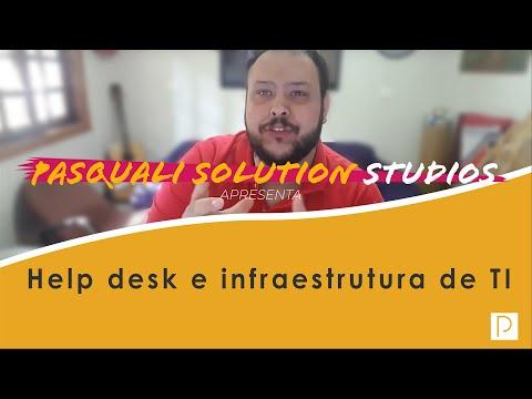 Help desk e infraestrutura de TI
