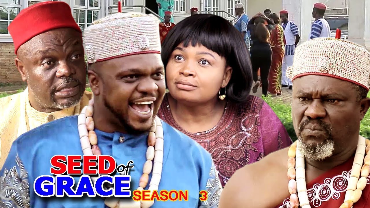 Seed Of Grace Season 3 - (Ken Erics) 2018 Latest Nigerian Nollywood Movie Full HD | 1080p