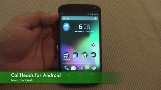 CallHeads For Android