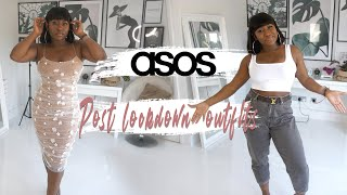 ASOS HAUL  WHAT TO WEAR WHEN L…