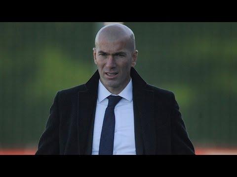 Real Madrid boss Zinedine Zidane: I will get sacked