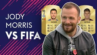 WILL EDEN HAZARD WIN THE BALLON D'OR? | JODY MORRIS VS FIFA