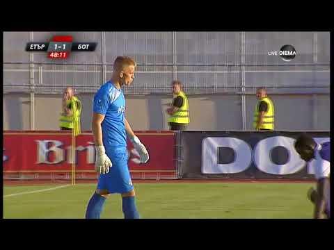 Etar 1-1 Botev Plovdiv