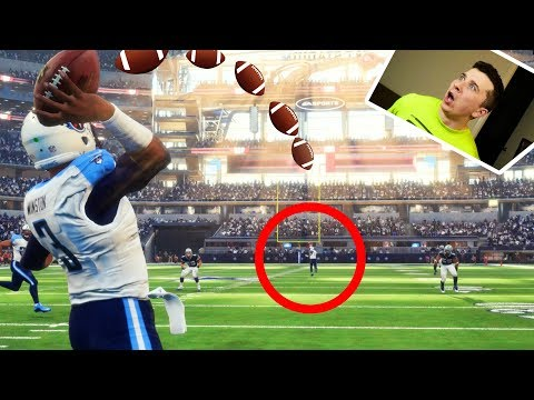 YOU WONT BELIEVE HOW THIS GAME ENDS! *HAIL MARY* Madden NFL 18 Ultimate Team #3