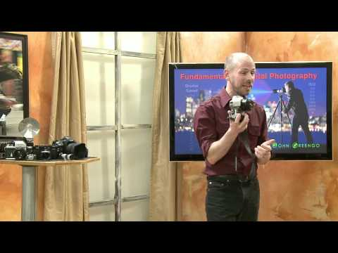 The Photographer's Eye - Fundamentals Of Digital Photography With John Greengo