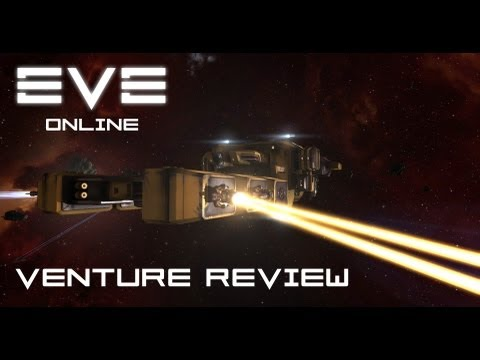 EVE Online - Mining Frigate Review