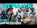 Defiance MMORPG First Impressions