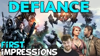 "Defiance MMORPG First Impressions ""Is It Worth Playing?"""