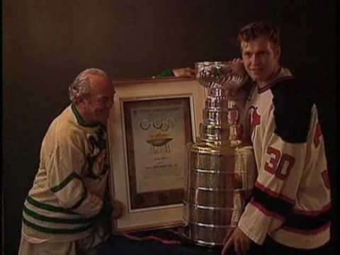Martin Brodeur Interview 9 17 2007 Youtube