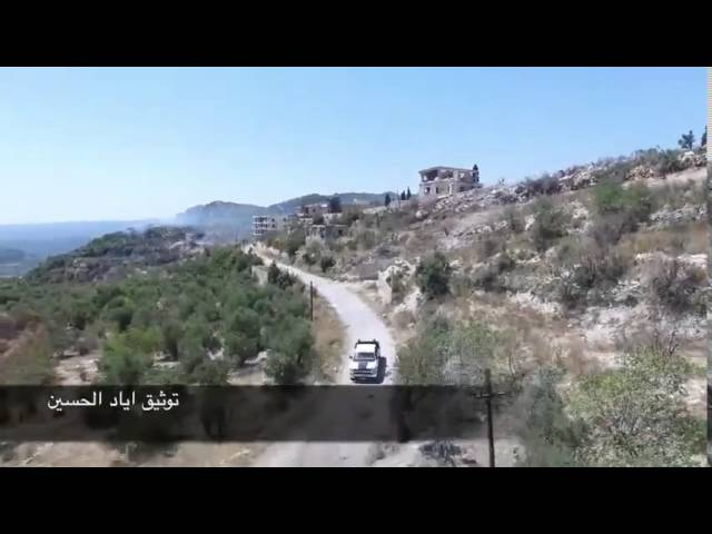 Syrian Army recaptures Kinsabba in Latakia province – Air update