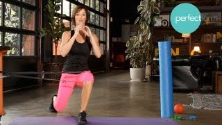 Exercise to Relieve Knee Pain | Perfect Form With Ashley Borden