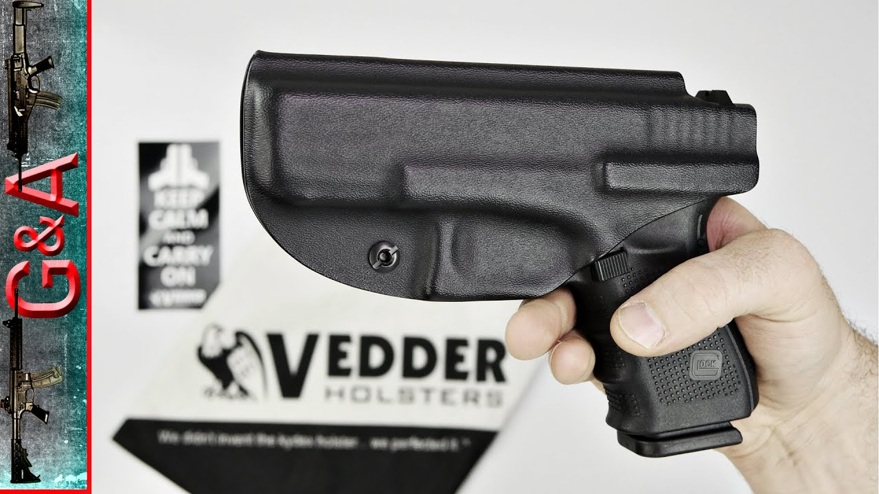 Vedder Holster LightTuck Kydex Review Glock