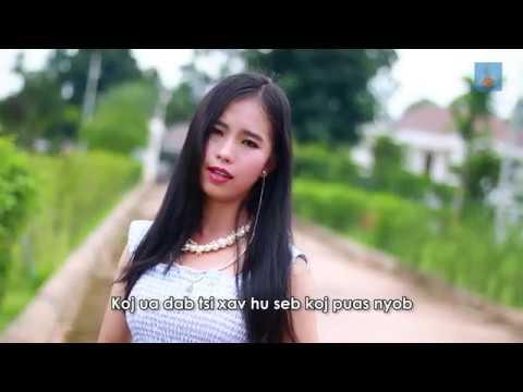 Tsis Pom Koj Online Lawm ( Official Music Video ) By Maiv Paj Vuam Xyooj