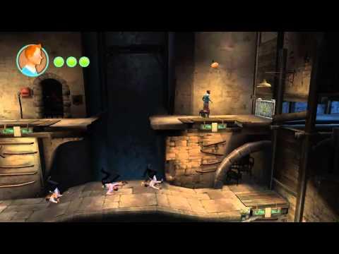 Приключения Тинтина-Тайна единорога Серия 1