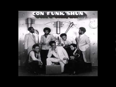 Con Funk Shun = Tears In My Eyes