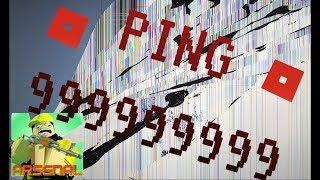 Roblox- 1 v 1 contre VambaDeath (Ping 900)