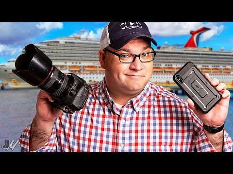Best Camera For A Cruise Ship?