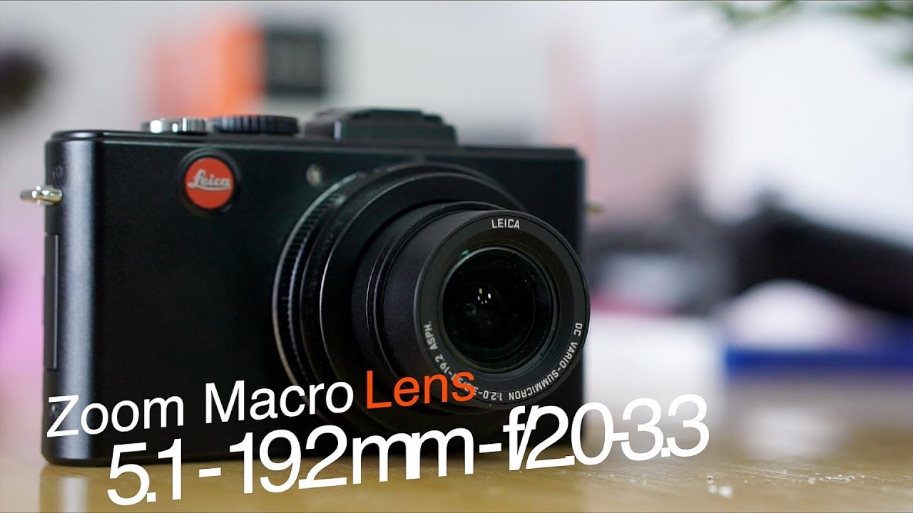 Hands on Review of the Leica D-LUX 6 - YouTube