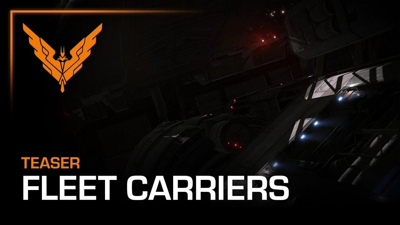 Elite Dangerous gets giant fleet carriers in December • Eurogamer net