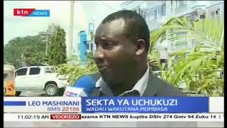 wadau wakutana Mombasa mjadala wa sekta ya uchukuzi