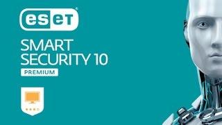 Обзор ESET NOD32 Smart Security Premium 10.