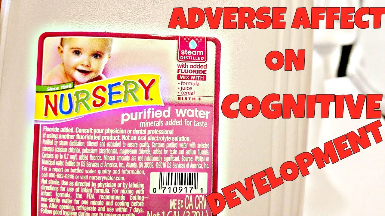 Fluoride In Baby Water Gerber Pure Free Best