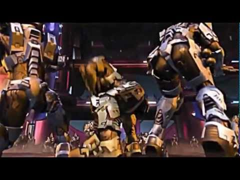 Halo Animated Dubstep Excision  Deviance