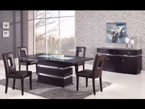 Modern Contemporary Glass Dining Table Design Ideas Youtube