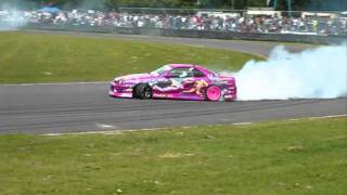 Japfest 2011 Drifting at Castle Combe