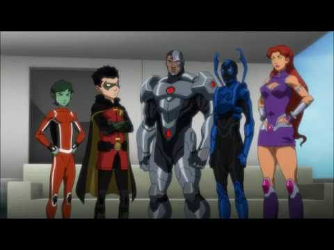 Teen Titans vs Superman