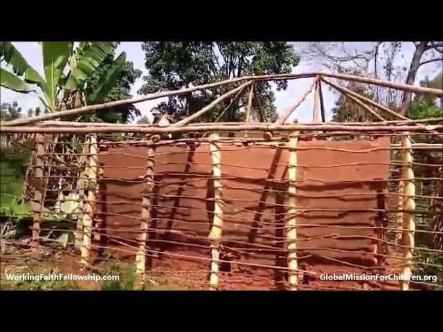 A Water Well Dug & Widows Homes Built in Kenya