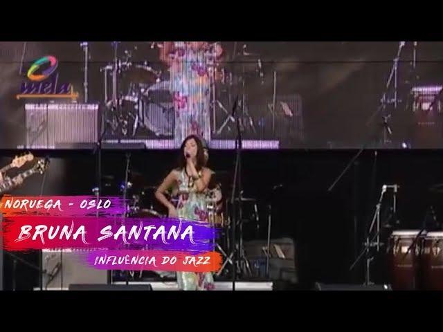 Influência do Jazz - Bruna Santana