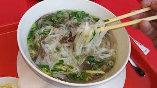ЗА ЕДУ - новая вьетнамская кафешка Фо в Bory Mall Братислава и традиционный суп Фо Бо