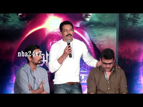 Kamal Haasan taught me cinema:  Atul kulkarni | Aval Press Meet | nba 24x7