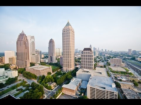Cool Condo in Atlanta Georgia - 1280 West Peachtree Highrise Condo ...