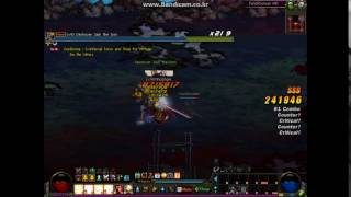 DFO[Global] vs Jack the Iron with Ashe Fork's Super Armor Breaking