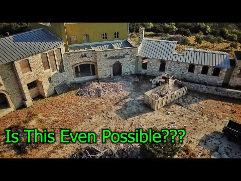 Renovating an Abandoned Mansion Part 3