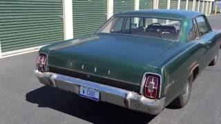 1967 Ford Custom 2-Door Sedan, VIN 7E50W200131