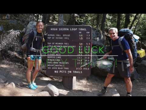 Getting a John Muir Trail Permit for 2017