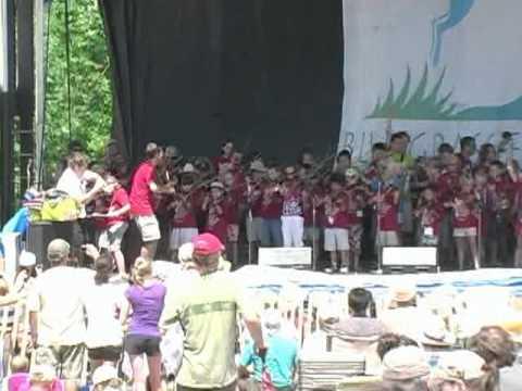 Bluegrass Academy for Kids, Part 3 of 3, Grey Fox 2010