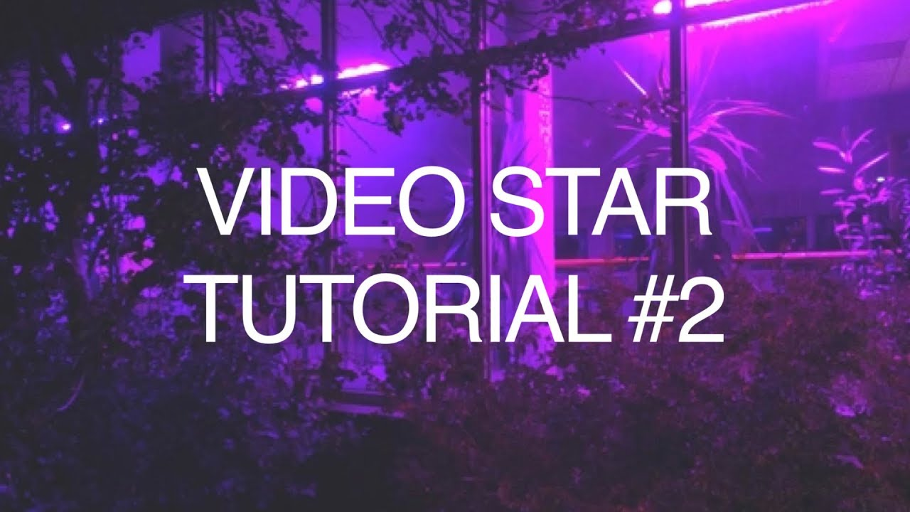 ► VIDEO STAR TUTORIAL || double spin transition - Vidozee