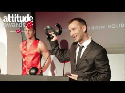 Attitude Awards 2012: Man of the Year Award, Charlie Condou