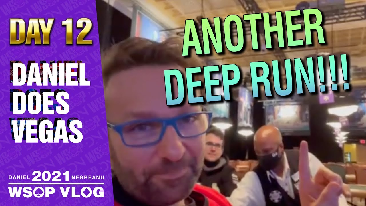 Download Another DEEP RUN in Mixed OMAHA - 2021 DNegs WSOP Poker VLOG Day 12