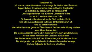 Kollegah - Mondfinsternis [lyrics]