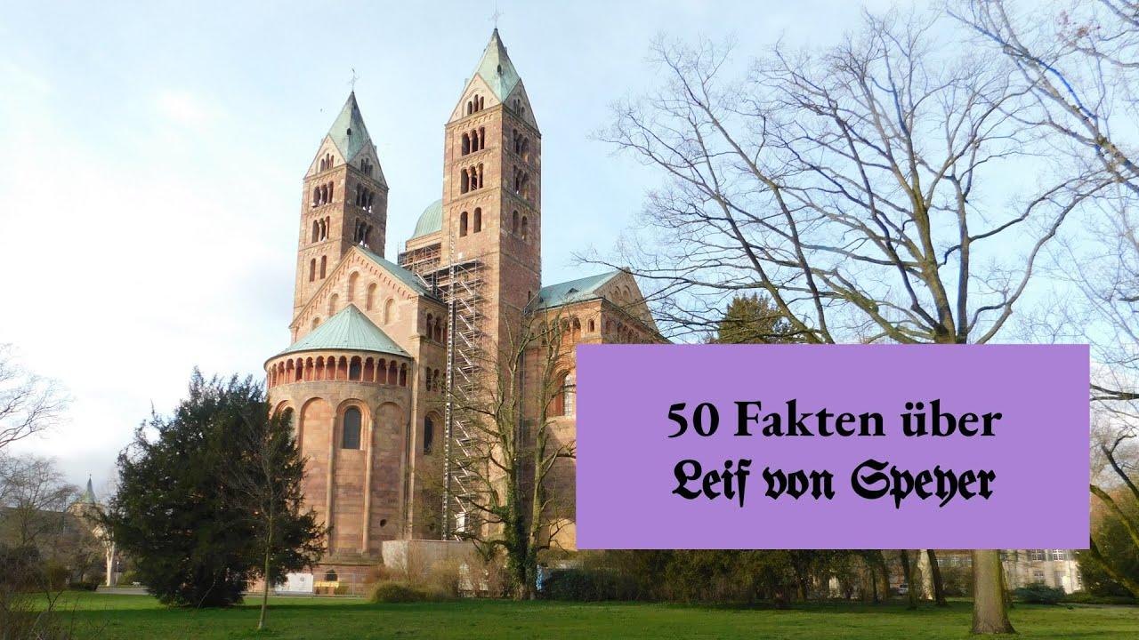 50 FAKTEN ÜBER LEIF VON SPEYER  - 500 ABO SPECIAL