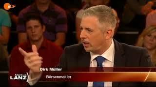 """Gibt es ein """"Geldsystem"""" unabhängig von der kapitalistischen Produktionsweise? - Dirk Müller"""