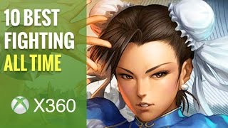Top 10 Best Xbox 360 Fighting Games of All Time